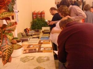 Nakladatelství Novela bohemica otevřelo na Tamtamu Máchovo prozatímní knihkupectví