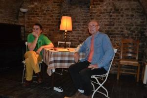 Uvítání knihy TO SI VYPIJEŠ! - Petr Štengl a Miroslav Pech