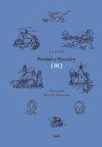 obálka knihy Prchal, Jan - Pověsti z Vysočiny III